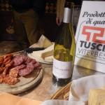 L'aperitivo offerto dall'Azienda Agricola Pacchiarotti Antonella