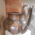 Vaso etrusco al Museo Civita
