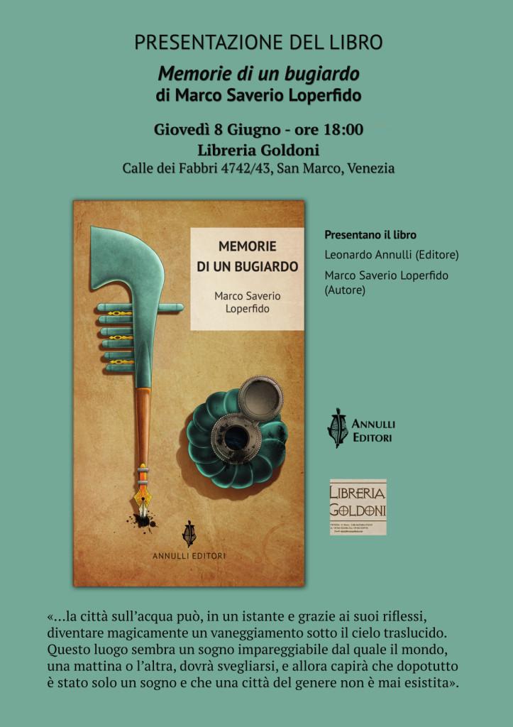 presentazione Libreria Goldoni Venezia_1