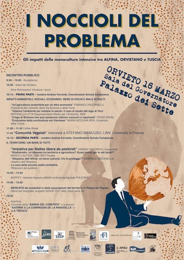 I noccioli del problema_locandina