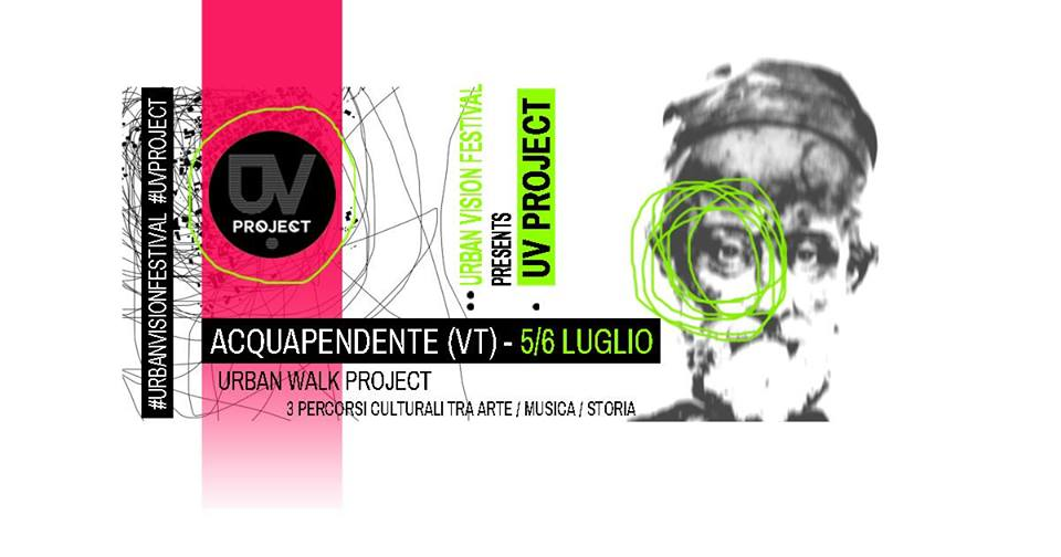 Urban Vision festival_locandina