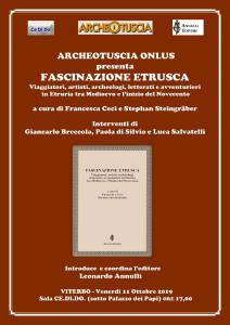 Cedido_Locandina Fascinazione etrusca