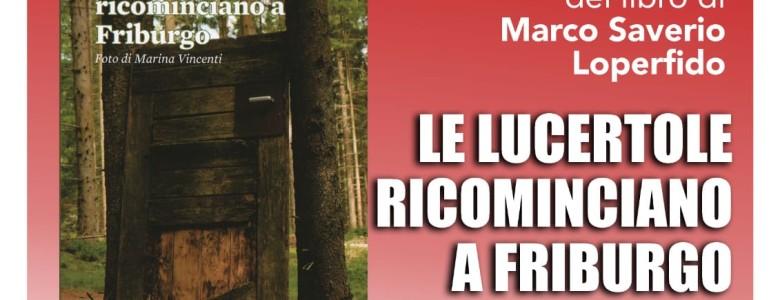presentazione Le lucertole ricominciano a Friburgo a Vasanello
