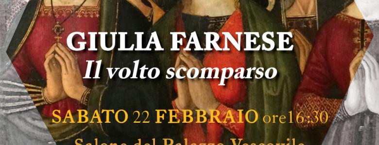 Giulia Farnese_Orte_locandina