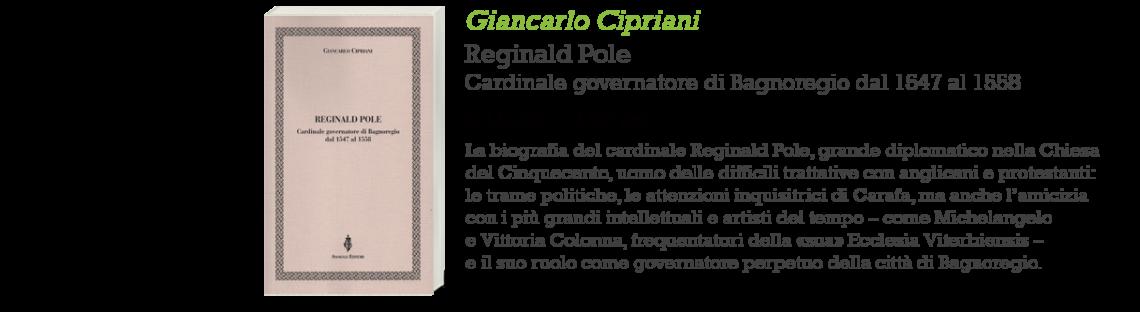 Reginald Pole_sinossi e info