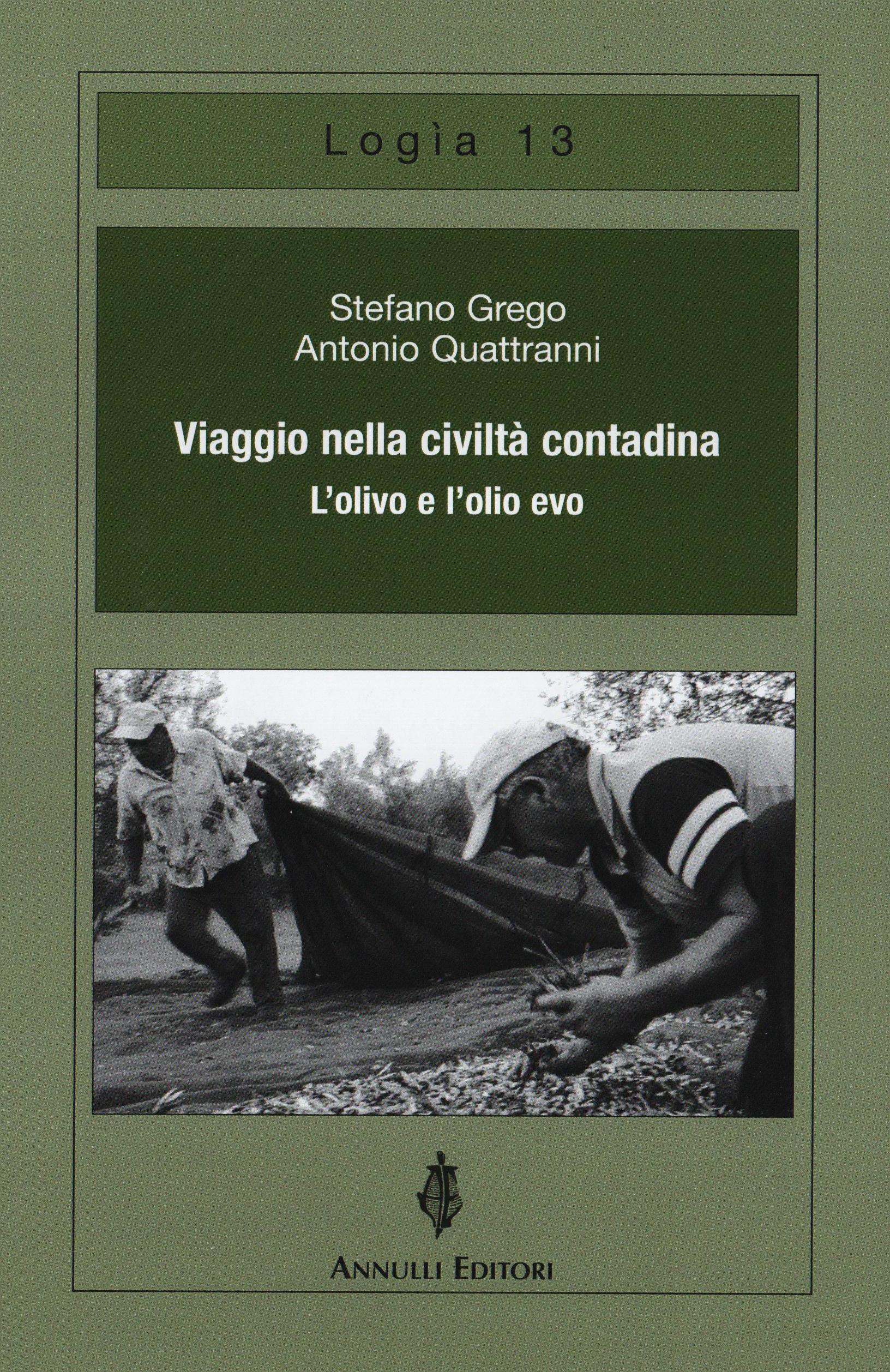cover L'olivo e l'olio evo_front